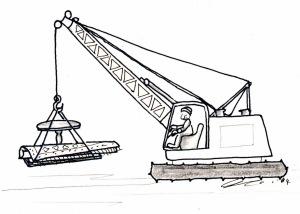 Crane-furniture BLOG XVI