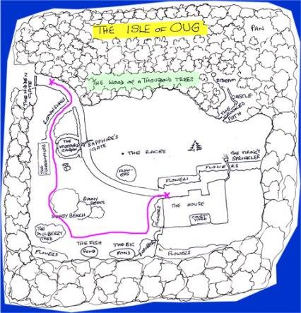 Sapphires-secret-route